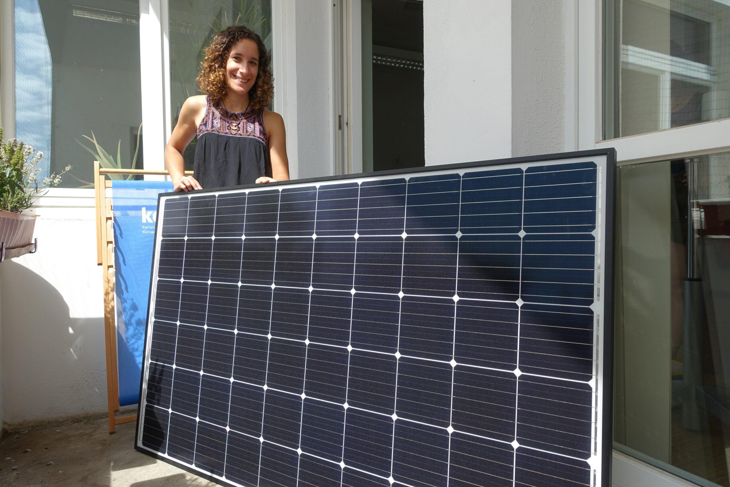 Podcast zu Balkon-Photovoltaik