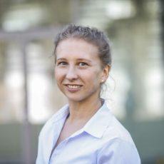 Karina Romanowski (KEK)